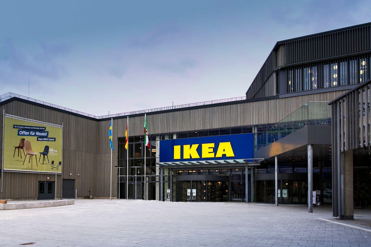 ikea weltweit nachhaltigstes einrichtungshaus in kaarst er ffnet emutec gmbh. Black Bedroom Furniture Sets. Home Design Ideas